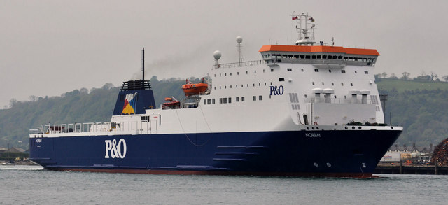 P&O Ferries Norbay