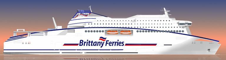 Brittany Ferries nowy statek