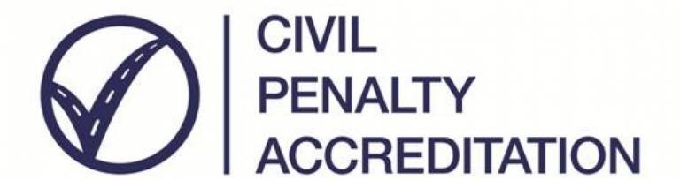 Civil penalty accreditation