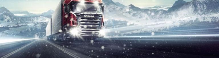 Pięć sposobów na bezpieczne prowadzenie pojazdu zimą.