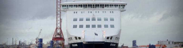 DFDS Seaways Côte des Flandres