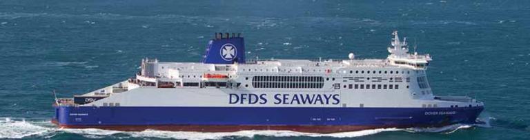 DFDS Seaways Dover