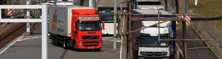 Eurotunnel Navettes Camions