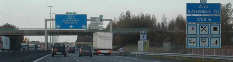 Francuska Autostrada A1