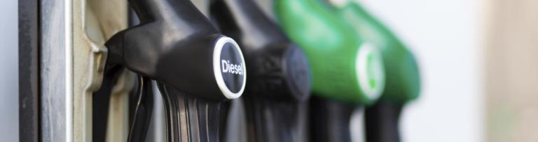 Ceny paliwa w krajach europejskich.