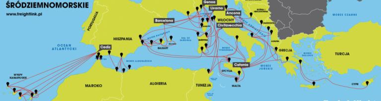 freightlink przeprawy promowe w całej Europie
