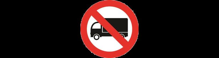 HGV traffic ban france