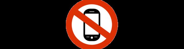 zakaz telefonow