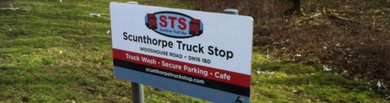 Scunthorpe Truck Stop
