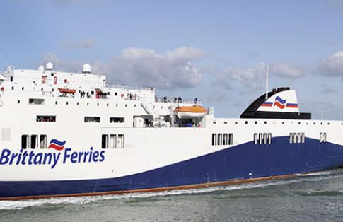 Brittany Ferries Connemara