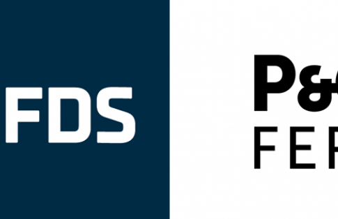 DFDS P&O Ferries logos