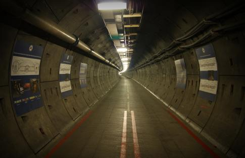 Eurotunnel tunnel