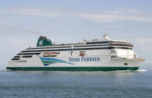 Irish Ferries Ulysses Holyhead