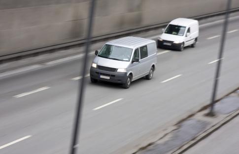 obrazek kierowcy busa w czasie transportu